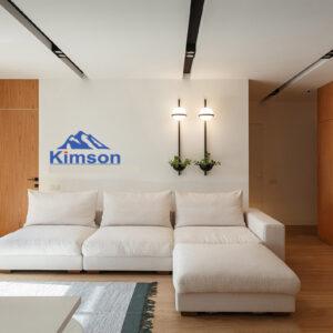 Tấm ốp tường, trần nhựa Kim Sơn